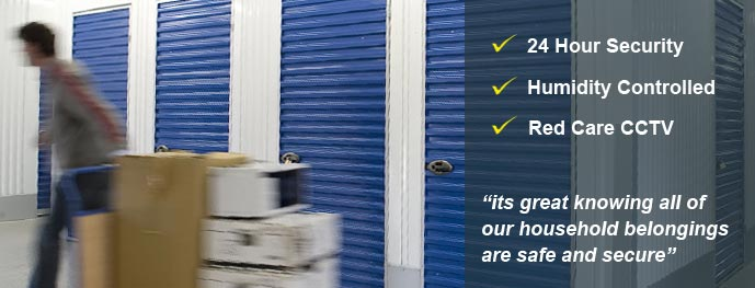 Secure, lowcost self-storage for Suffolk and Norfolk