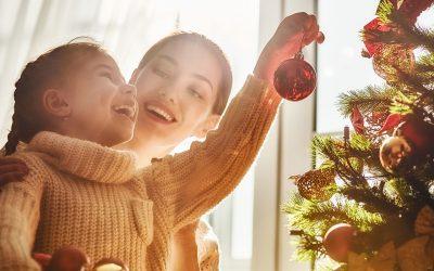 Jingle Bells, Windy Spells, Summer Stuff Stored Away!