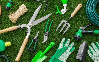 Winter Storage: Garden Tools and Equipment